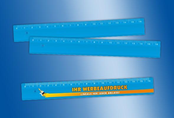 WERBELINEAL 16 cm blau