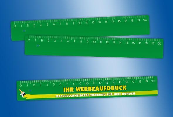 WERBELINEAL 20 cm grün