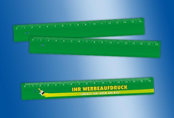 WERBELINEAL 16 cm grün