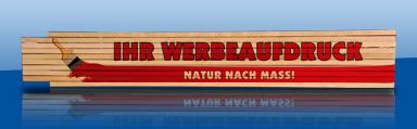 Holz-Zollstöcke 2m natur bestellen